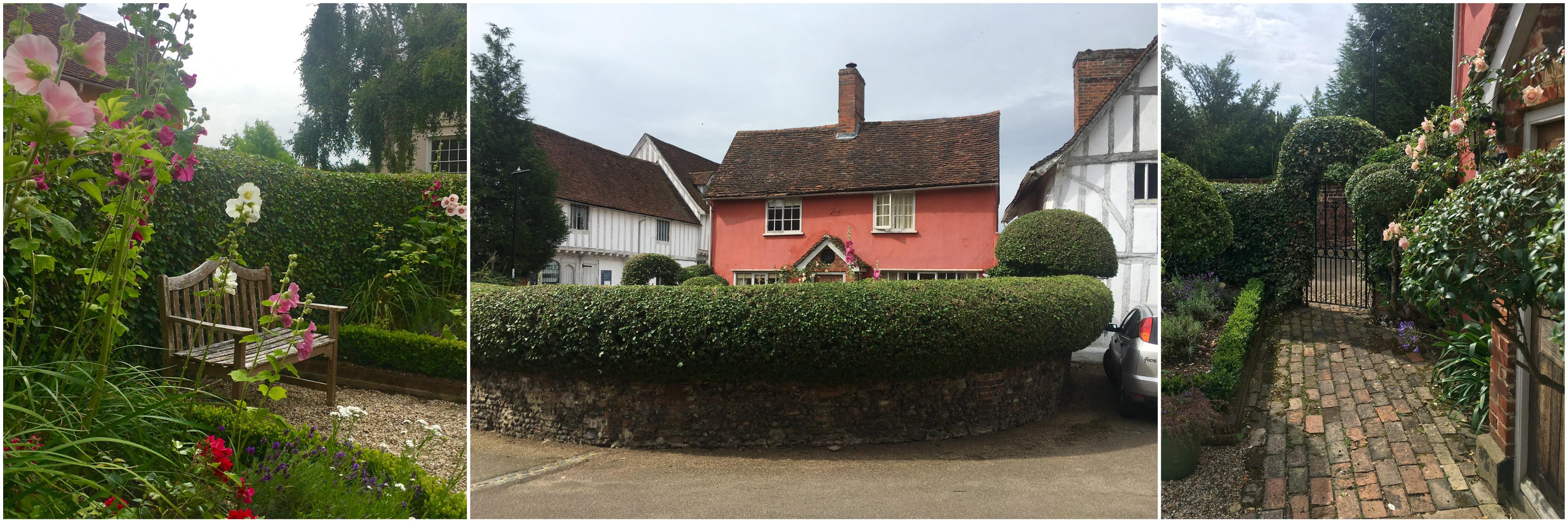 Walled Cottage Garden Lavenham