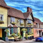 The Greyhound, High Street, Lavenham