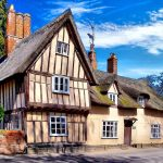 Chelsworth Crooked House Lavenham